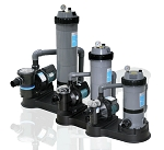 Emaux FSC Series Sand Filter and Pump Set